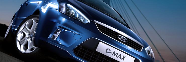 Ремонт Ford C-Max 1 рестайлинг