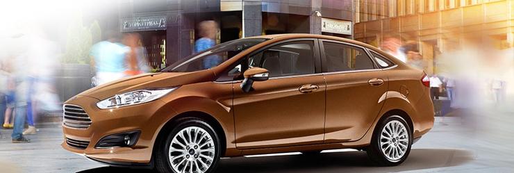 Ремонт Ford Fiesta MK6 рестайлинг