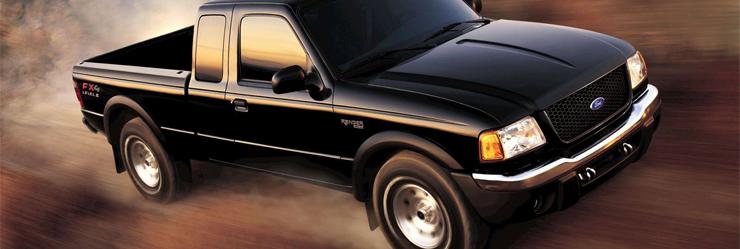 Ремонт Ford Ranger 1