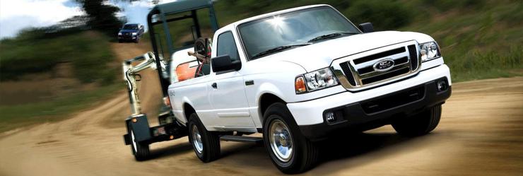 Ремонт Ford Ranger 2