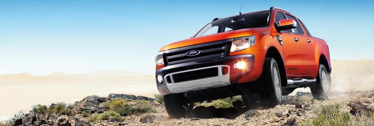 Ремонт Ford Ranger 3
