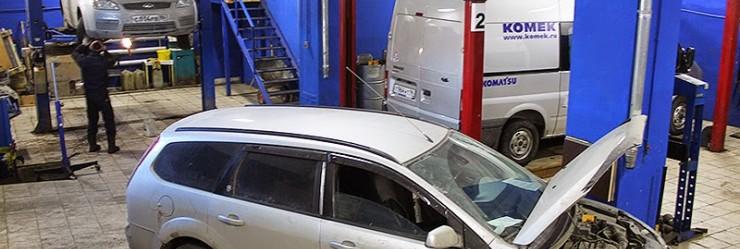 Ремонт форд фокус в екатеринбурге