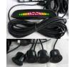 Парктроник 4 датчика + LCD дисплей